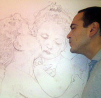 Darko Topalski fine artist, painter