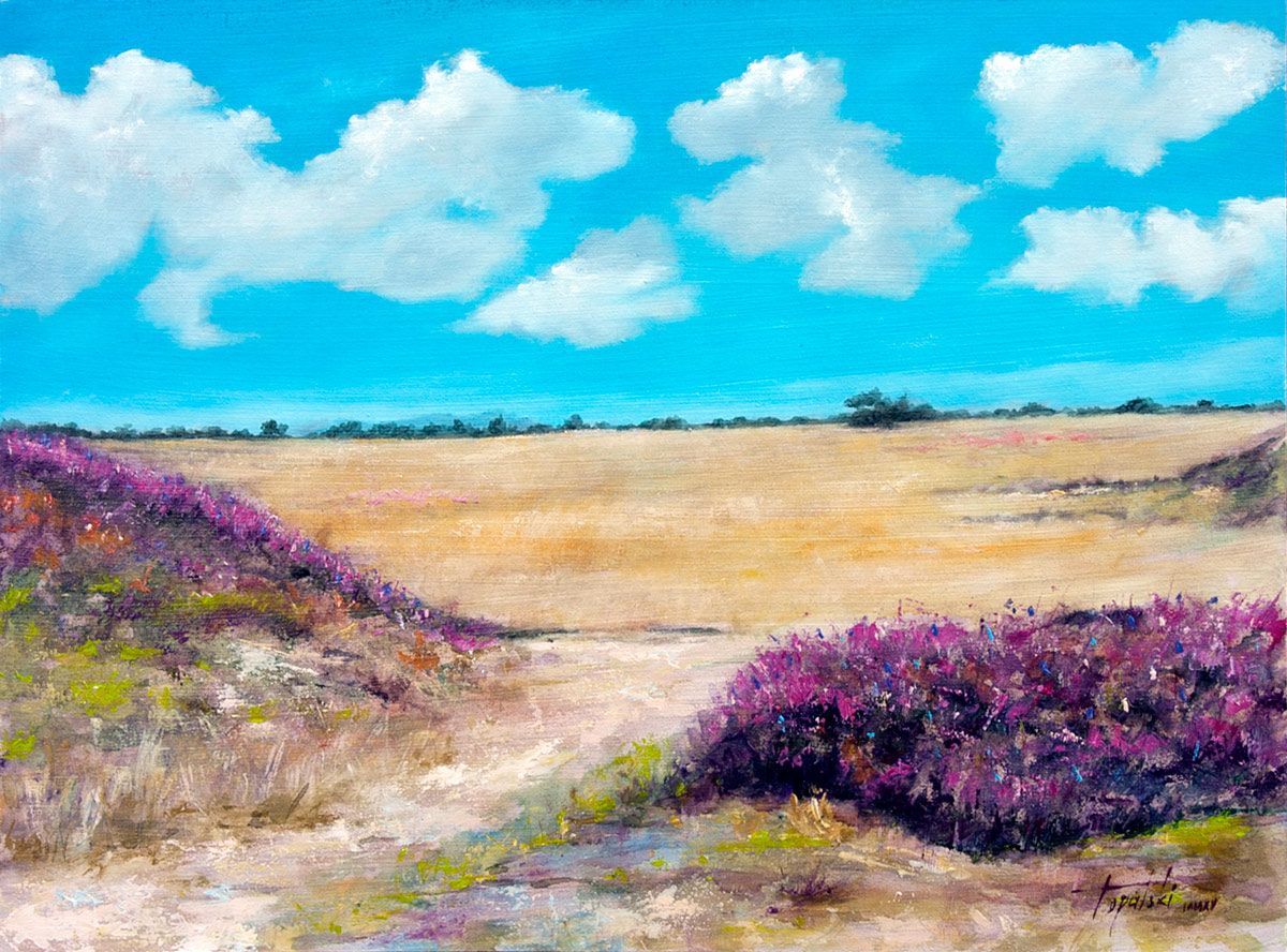 Watercolor artists names - By Artist Darko Topalski
